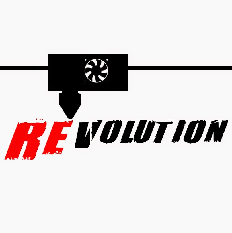 revolution 3d printing
