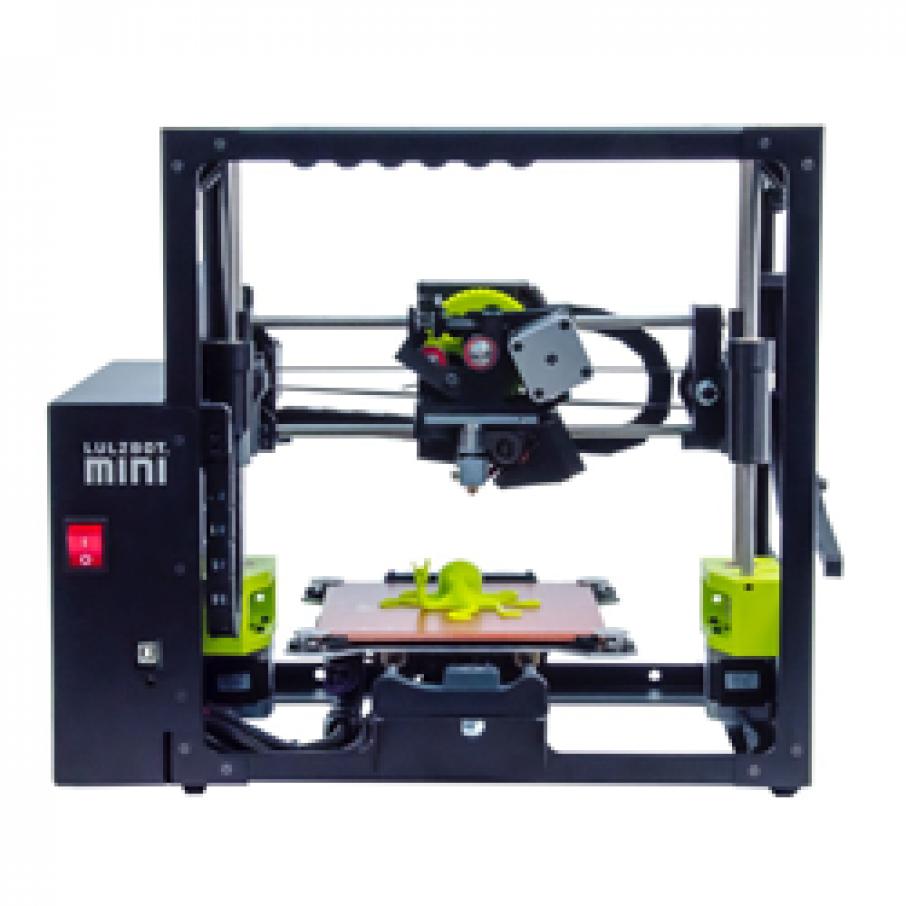 LulzBot Mini 3D Printer Debuted At CES