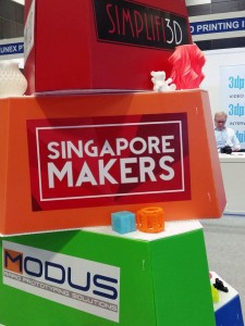 singapore makers inside 3D printing