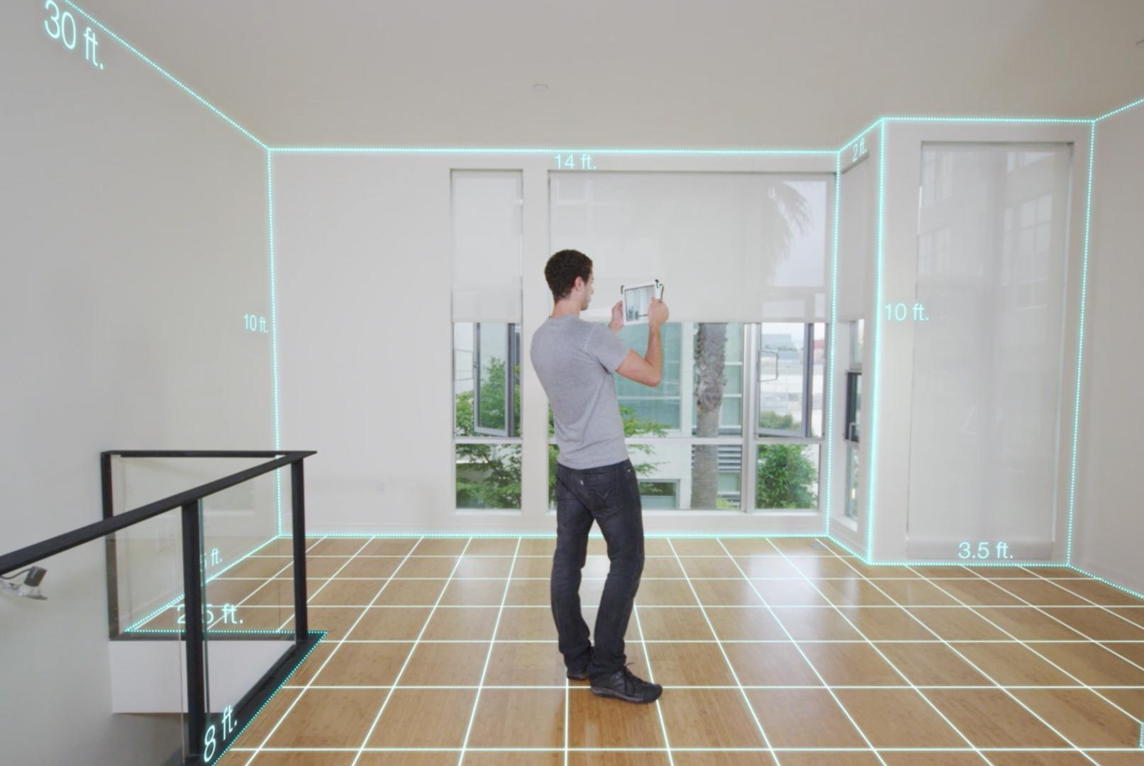 structure sensor 3D scanner for 3D printing