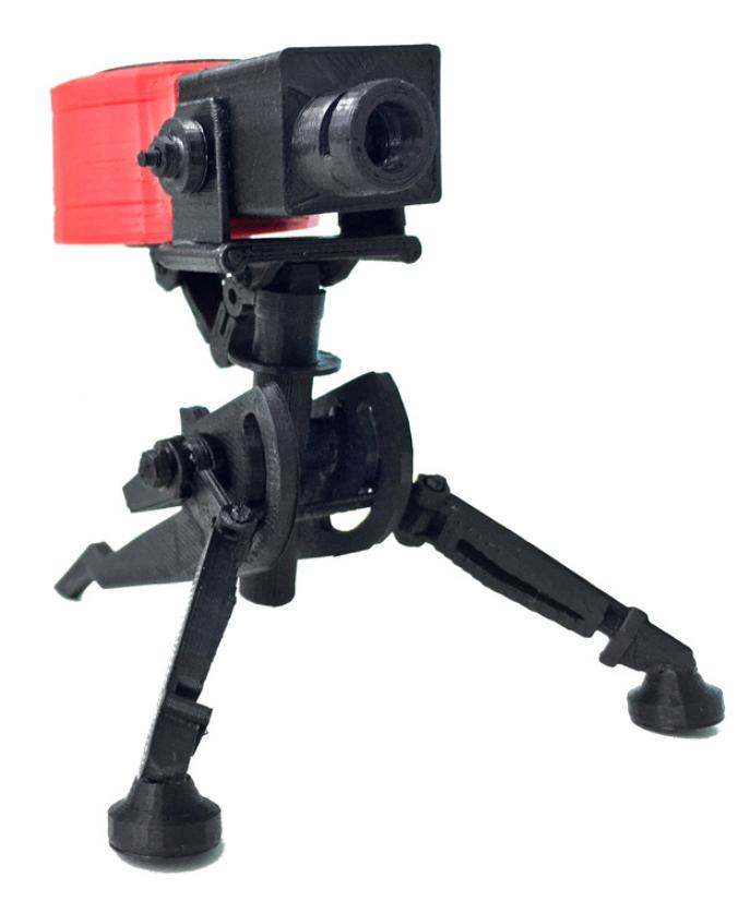 3D Printed Team Fortress 2 Sentry Gun - 3D Printing Industry