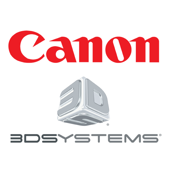 3D-Systems and canon europe