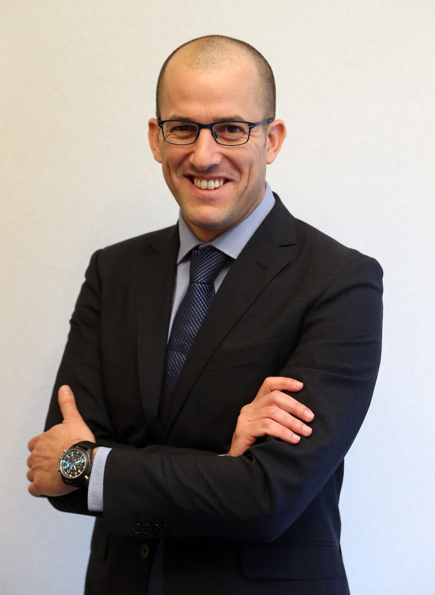 Jonathan Jaglom MakerBot CEO