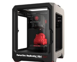 Makerbot Mini 3D printer