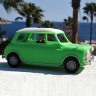 3D Printables Artist Expands into Vintage European Cars