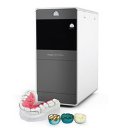 ProJet 3510 DPPro dental 3D printer from 3D systems