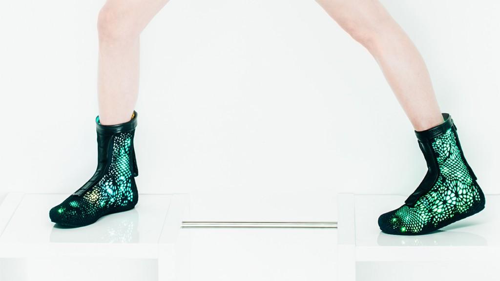 SOLS robo boot 3D printing adaptiv
