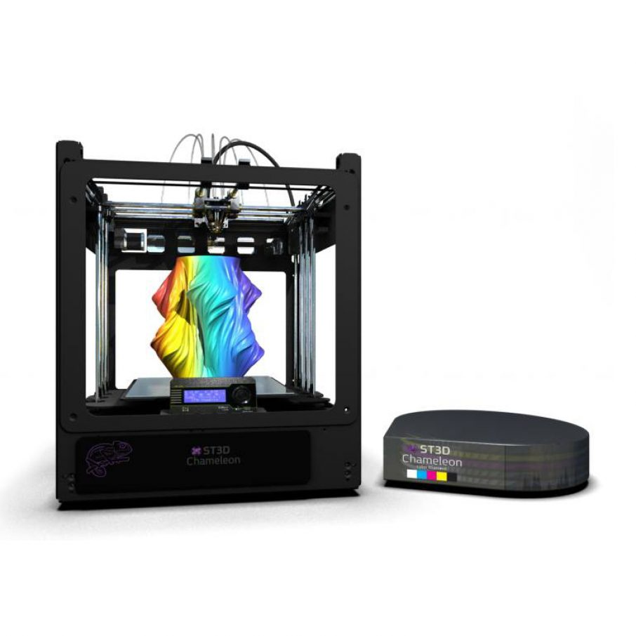 ST3D full color 3D printer