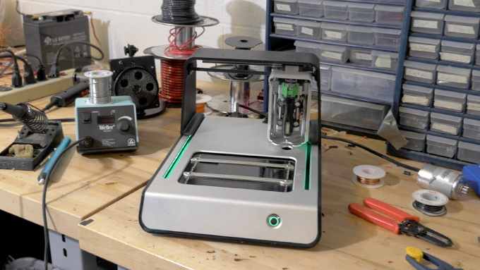 V-One Circuit Board Printer on KS - 3D Printing Industry