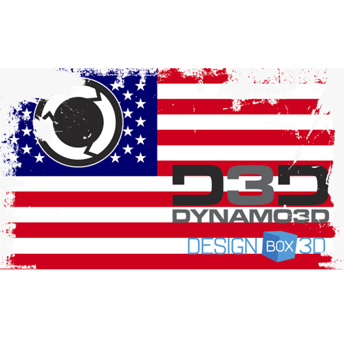 dynamo3D evo with designbox3D and create it real 3D printer