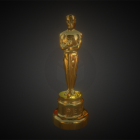 Free 3D Printable of the Week: And the Oscar Goes to…