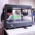 3D Modeling Given Depth with HoloCube Holographic Display