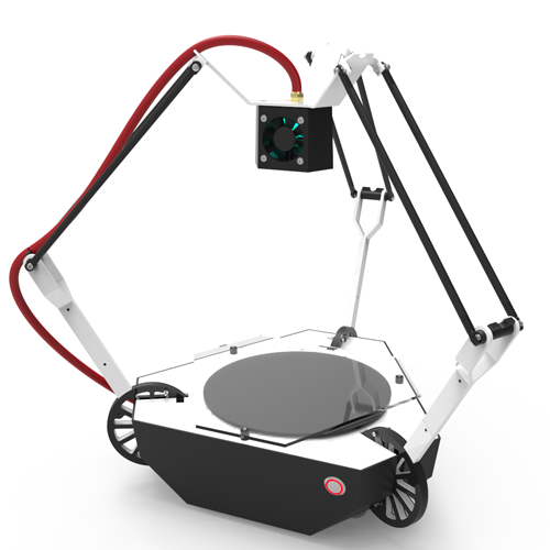 kark3n 3D printer rendering