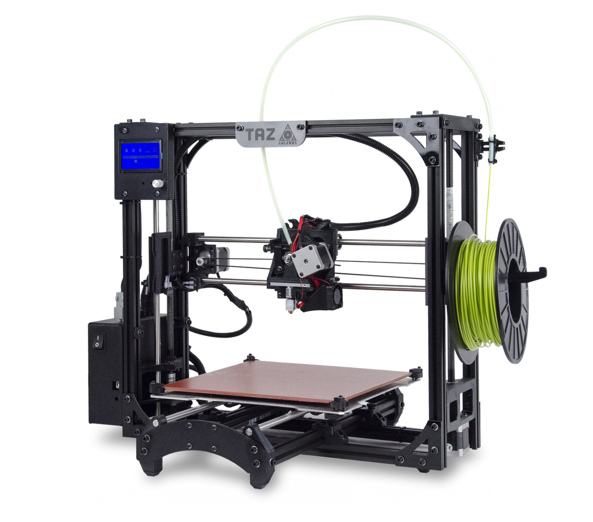 Win A Free Lulzbot 3d Printer 3d Printing Industry