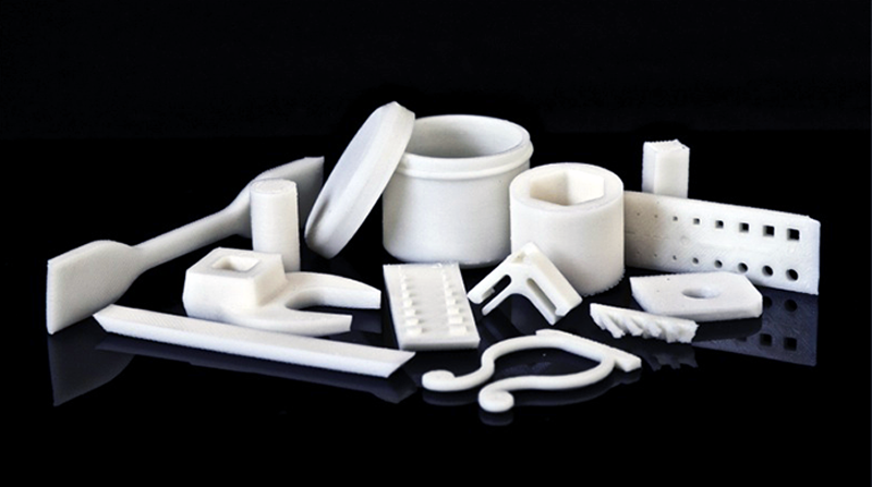 made in space 3D printed objects