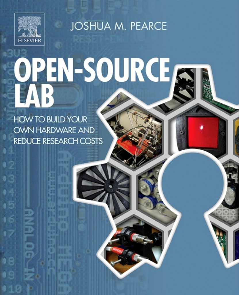 open source lab book