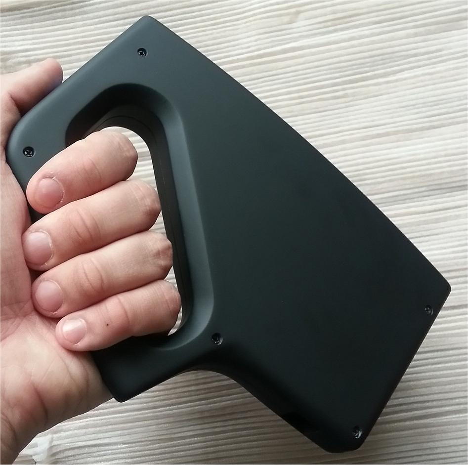 Rubicon's Portable 3D Scanner News