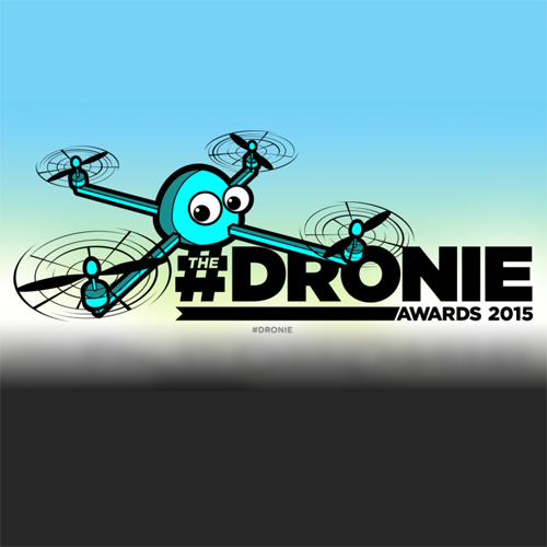 3D printed adafruit dronie awards 2015