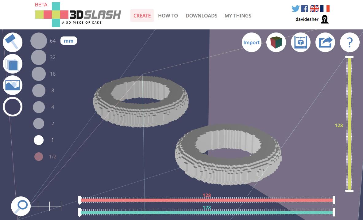 3D Slash 3D Modeling Software - 3D Printing Industry