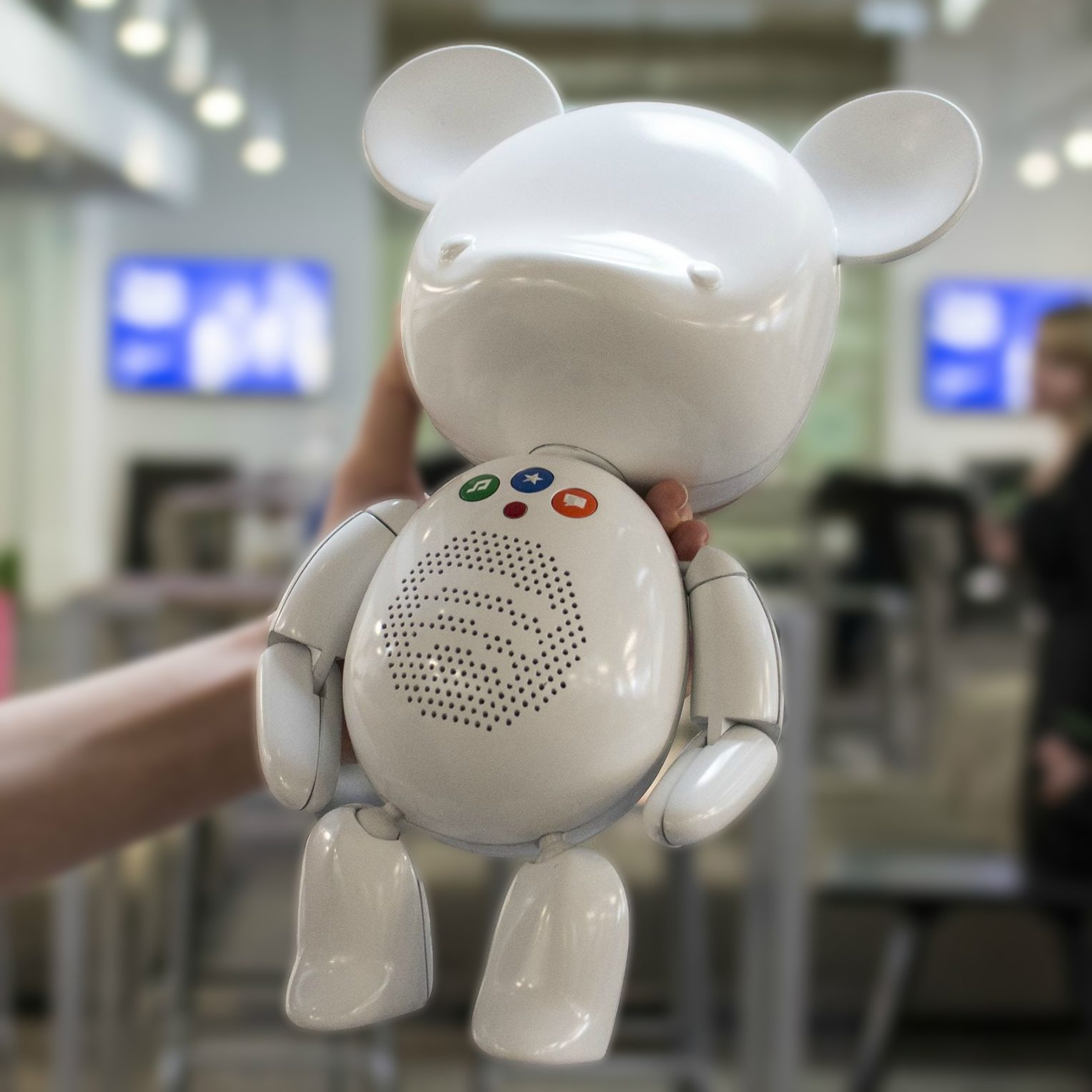 Spotibear The First 3D Printed Hit Toy?