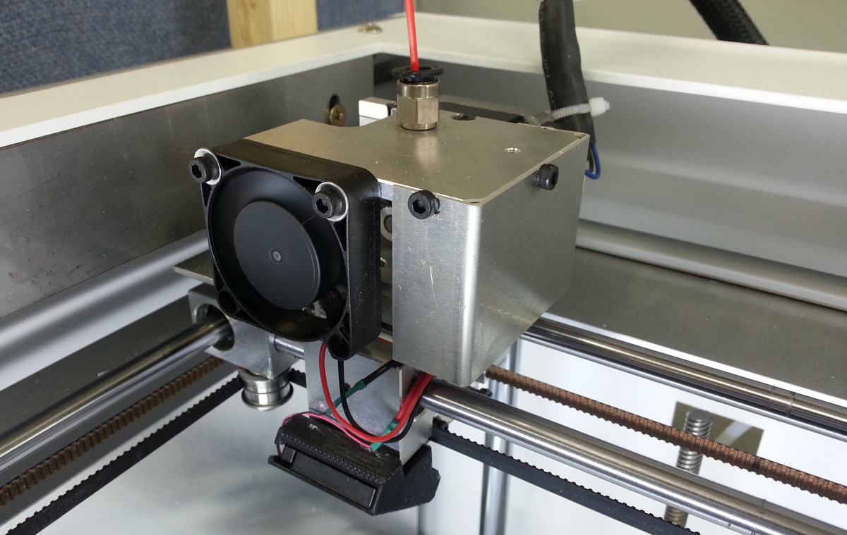 5. The Moment 3D Printer Printhead 1