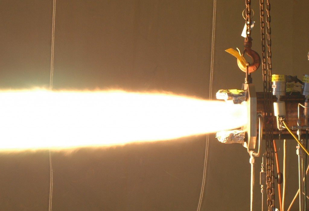 AR1 aerojet rocketdyne tests 3D printed engine components