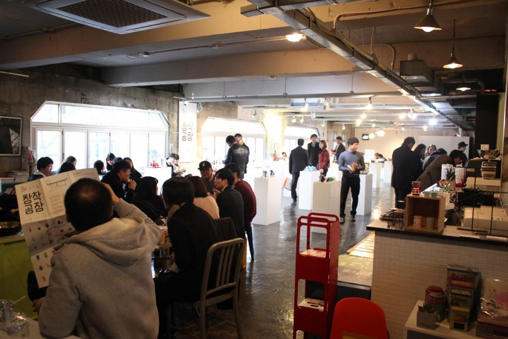 Creation Factory in Korea 3D printing design