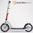 Smartest E-Scooter Uses 3D Printing to Get You Moving