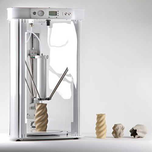 Gaja-Multitool 3D printer from tytan