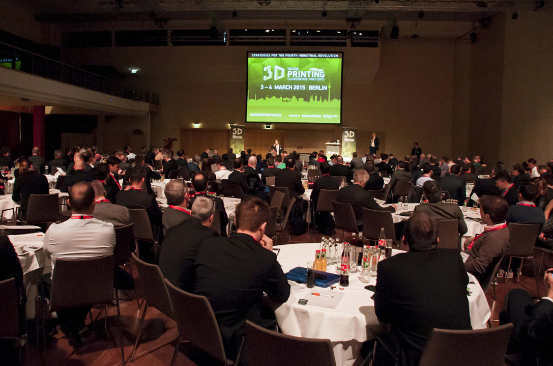 inside 3D printing berlin