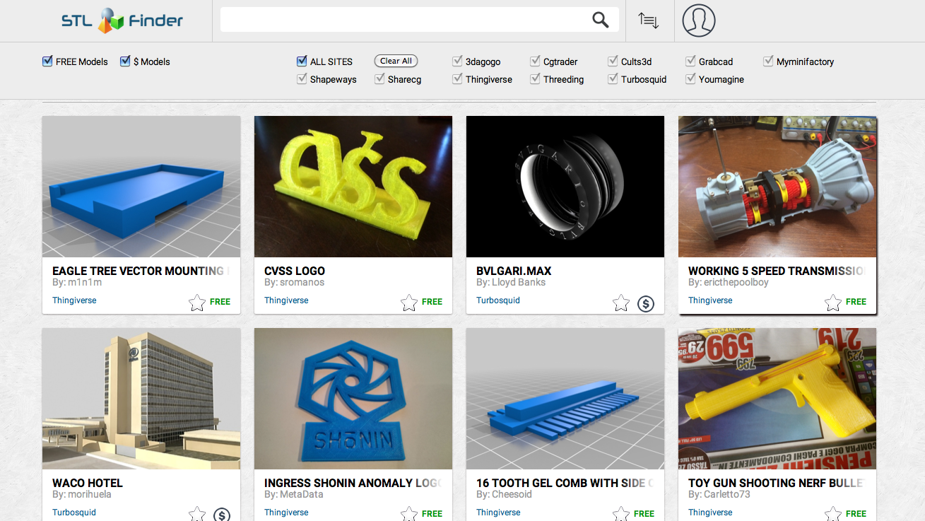 Looking For Awesome 3d Printing Designs Then Check Out