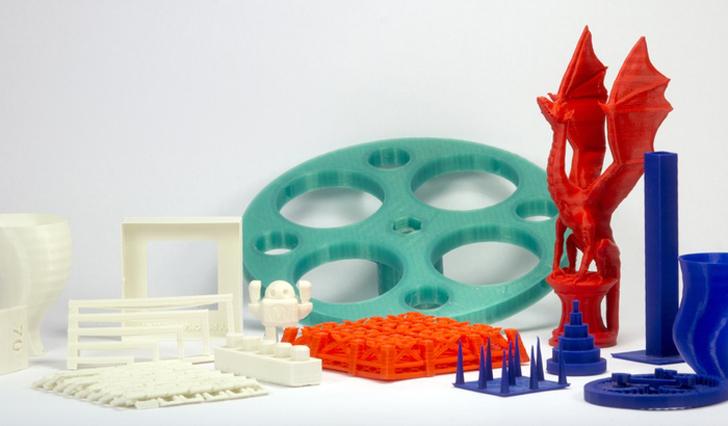 boxyz 3D prints