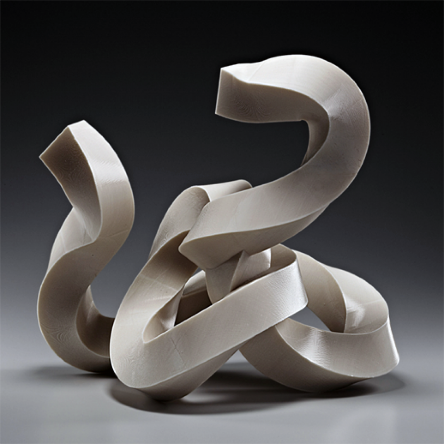 Interview with sculptor bruce beasley 3d printing industry for 3d sculpture artists