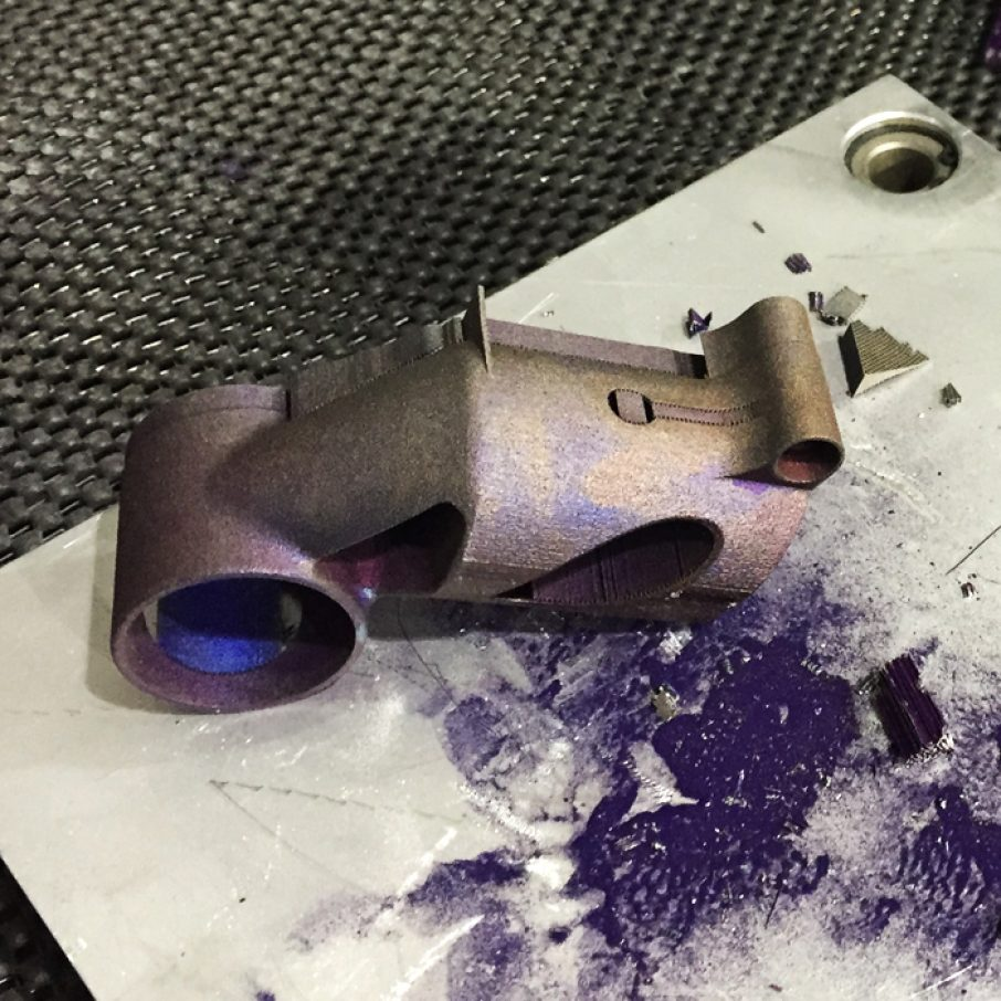 3D Printing Titanium & The Bin Of Broken Dreams (Part 3