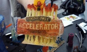 creopop 3D printing accelerator