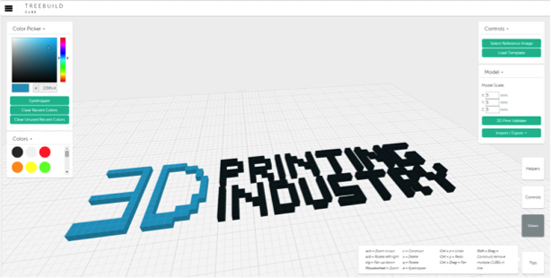 Cube: Fun, Colorful 3D Modeling - 3D Printing Industry