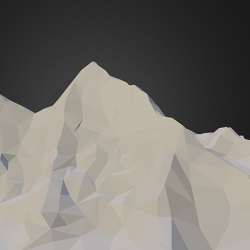 free 3D printable mount everest