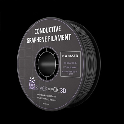What Can We 3D Print with Graphene Filament?