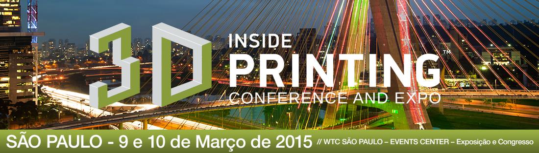 inside 3D printing brazil banner