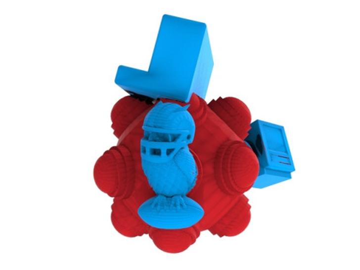 katamari damacy roll game 3D printing on thingiverse