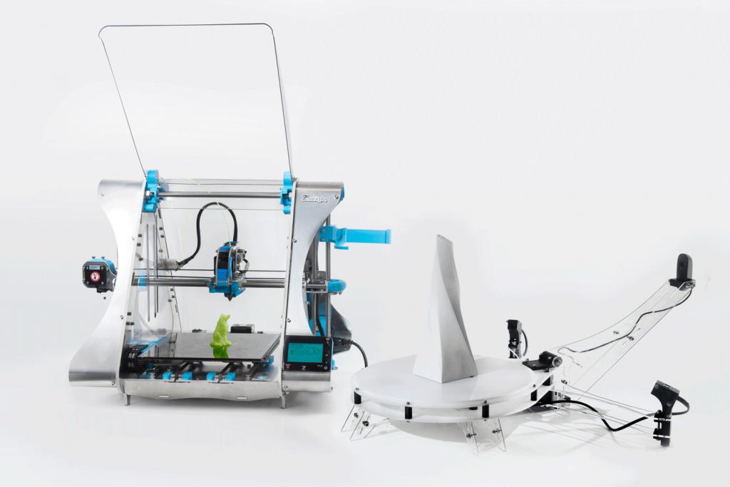 Zmorph 3D printer and scanner