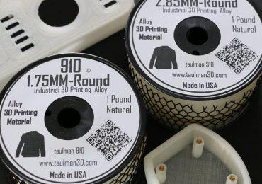 taulman alloy 910 3D printing filament