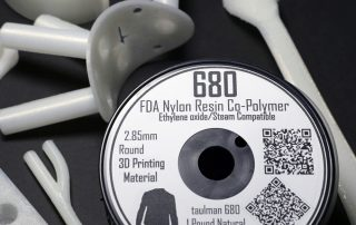taulman3d nylon 680 3D printing filament
