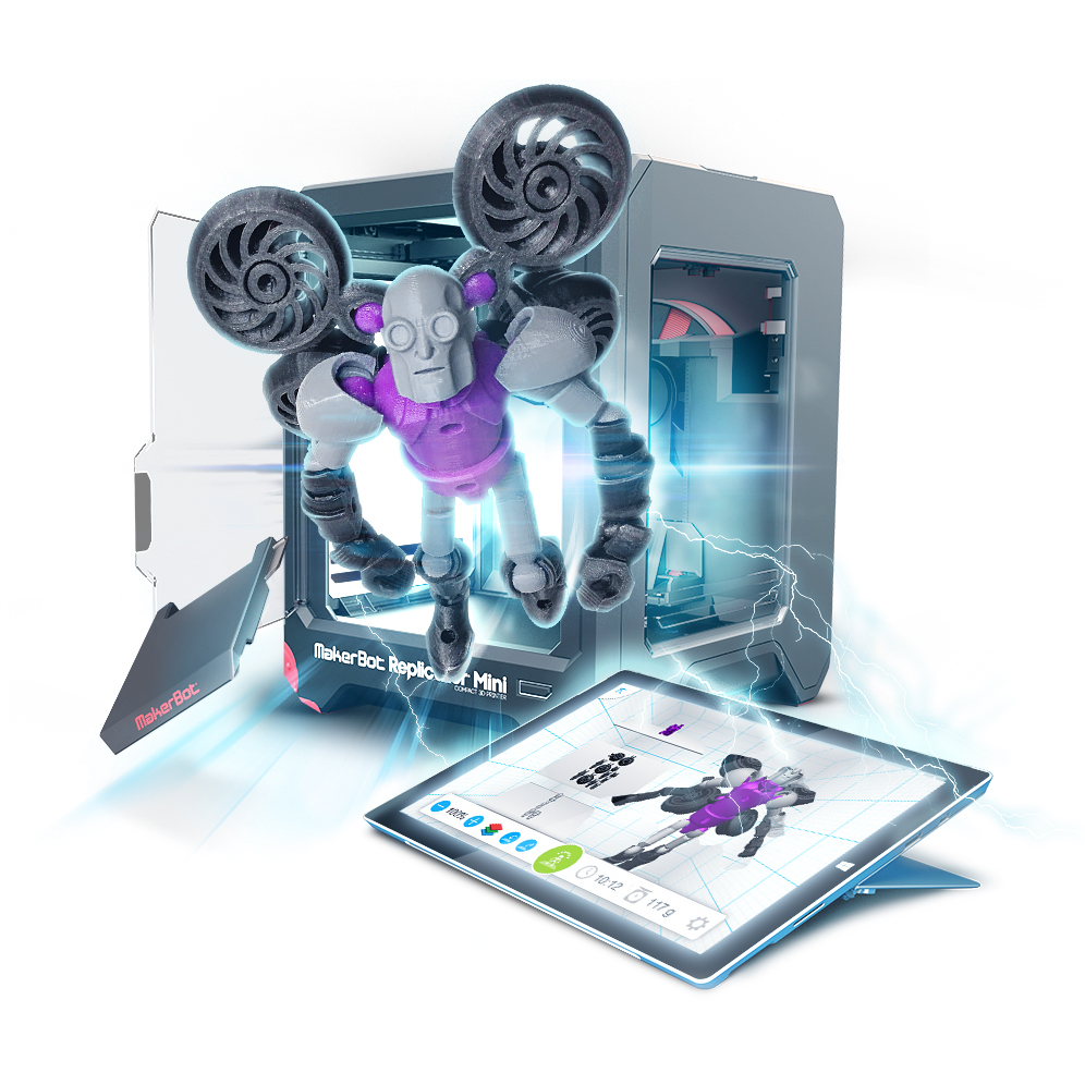 tinkerplay 3D printing app from autodesk