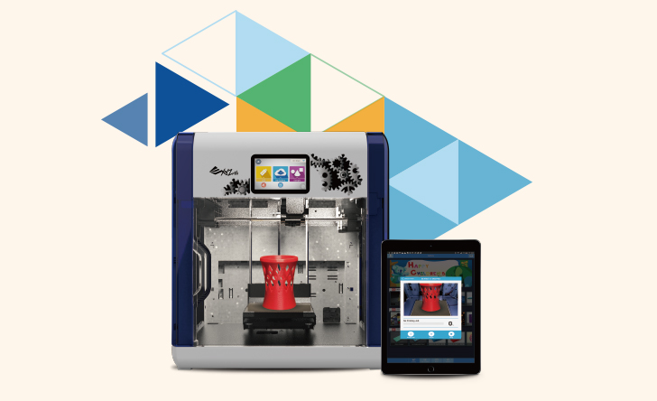 xyzprinting da vinci 1.1 plus wireless 3D printer