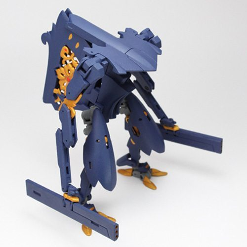3D printed transformer figurine. Photo via Shapeways.