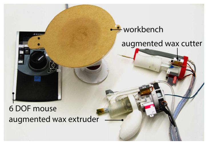 3D printing wax pen equipment