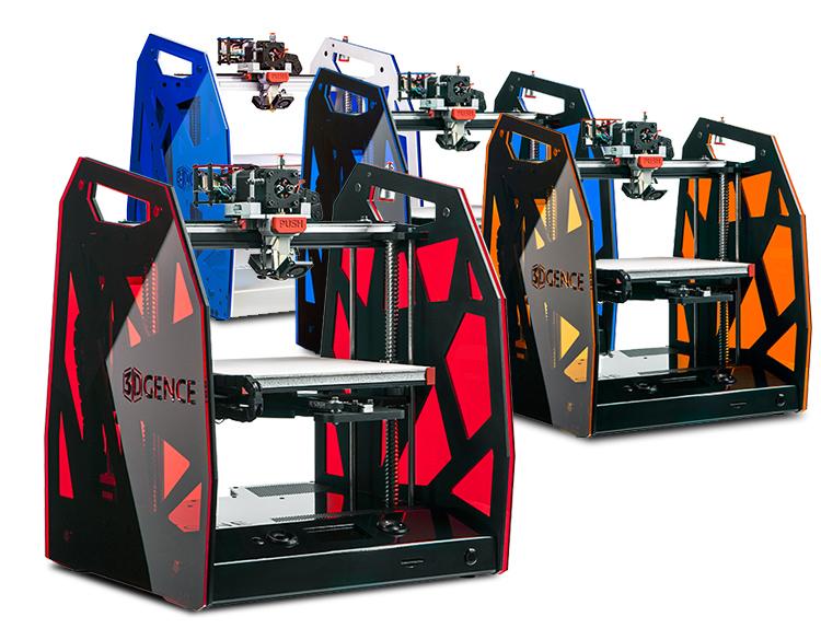 3Dgence 3D printers