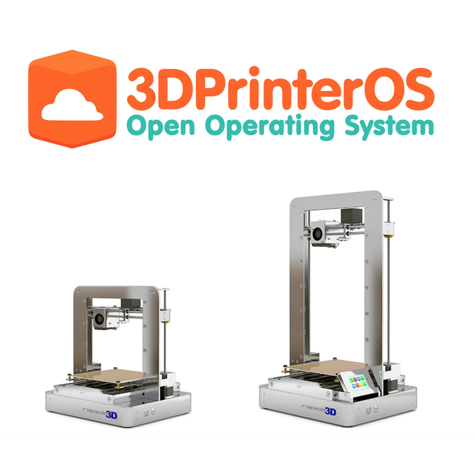 3Dprinteros now for rapide 3D printers