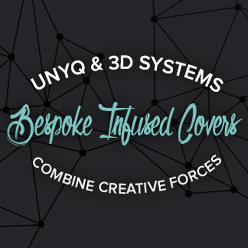 3d systems teams with unyq 3D printed prosthetics